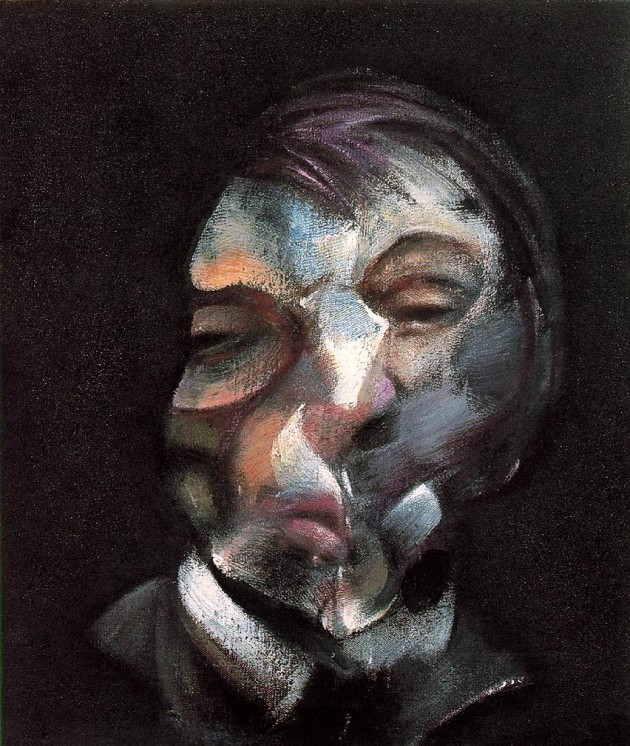 Autoportrait, par Francis Bacon