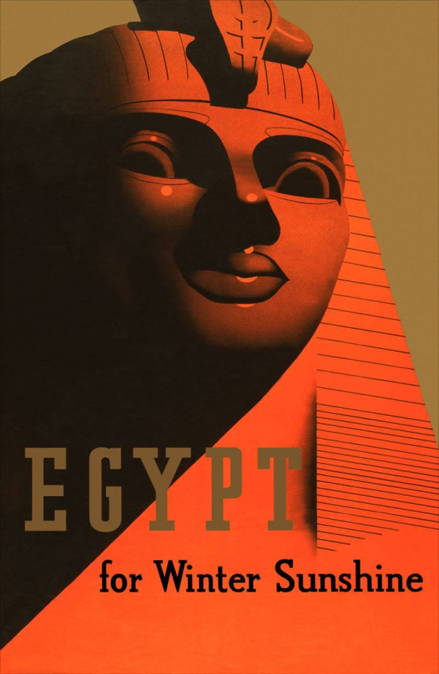 Egypt, for winter sunshine