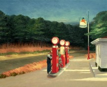 Gas, par Edward Hopper