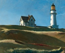 Lighthouse Hill, par Edward Hopper